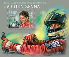 CA 14103 bAyrton Senna