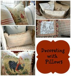 Pillow talk with Kim from Savvy Southerner - Debbiedoo's