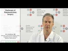 Challenges of Pneumonectomy Surgery - WATCH VIDEO HERE -> http://bestcancer.solutions/challenges-of-pneumonectomy-surgery    *** lung cancer surgery ***   Dr. Eric Vallières, thoracic surgeon, describes the phsycial challenges and risks for patients who undergo a pneumonectomy for lung cancer. Video credits to the YouTube channel owner