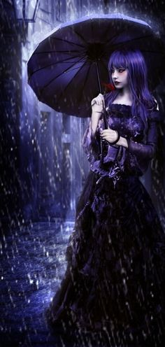 Purple rain #Purple November is National #Alzheimer's Disease Month