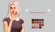 """Gorgeous Hair 