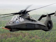 US stealth helicopter