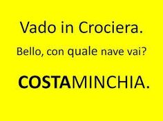 in crociera!