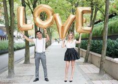 litery love, Duże balony, balony love, balony w kształcie love, pomysł na ślub…