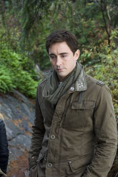 Lee Pace in Possession.