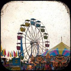 Carnival #vintage #poster