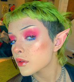 Kids Makeup, Cute Makeup, Glam Makeup, Pretty Makeup, Makeup Inspo, Makeup Art, Makeup Inspiration, Beauty Makeup, Makeup Looks