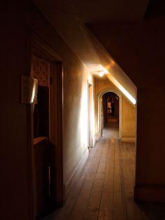 servants attic quarters Stourhead, Sarah O'Keefe