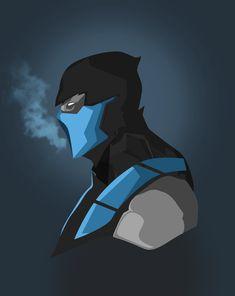 Raiden Mortal Kombat, Sub Zero Mortal Kombat, Marvel, Game Art, Mortal Kombat X Wallpapers, Claude Van Damme, Samurai, Noob Saibot, Retro Art