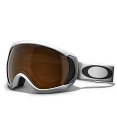 oakley goggles sale  oakley canopy goggles matte white/black iridium lens mens