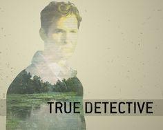 True Detective by Tom Proot, via Behance