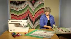 Do you like bargello quilt patterns? In this Quilting Quickly tutorial, Fons & Porter Sewing Specialist, Colleen Tauke, shows you how to make the bargello qu. Motifs Bargello, Bargello Quilt Patterns, Bargello Quilts, Scrappy Quilts, Quilting Tips, Quilting Tutorials, Quilting Projects, Quilting Designs, Patchwork Designs