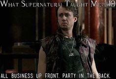 What Supernatural taught me #10