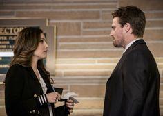 "Arrow Season 5 Episode 15 -- ""Fighting Fire With Fire"""