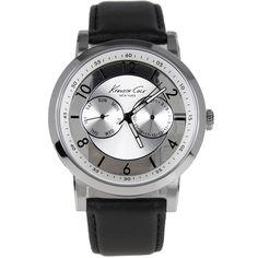 Kenneth Cole Male Dress Watch  KC8081 Silver Analog Sale price. $69.95