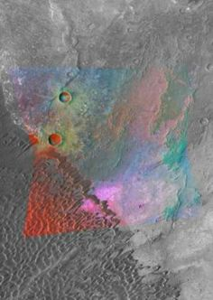 Evidence found for granite on Mars: Red Planet more more geologically complex than thought