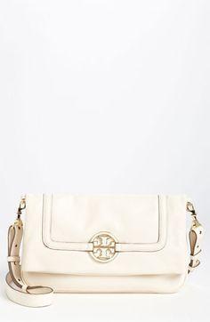9c8491b030 Tory Burch 'Amanda' Foldover Crossbody Bag available at #Nordstrom Foldover  Crossbody Bag,