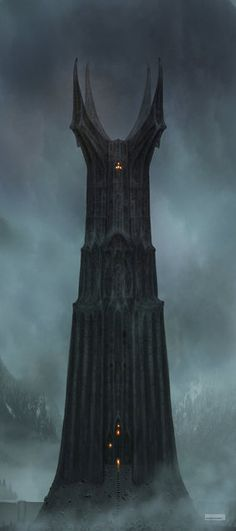Orthanc - A wizard should know better!