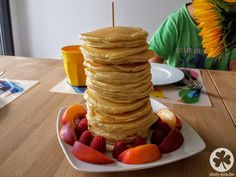 weltbestes Pancake-Rezept