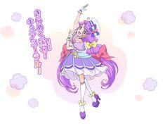 Shugo Chara, Glitter Force, Pretty Cure, Magical Girl, Sailor Moon, Princess Peach, The Cure, Anime, Tropical