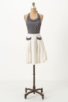Fiammetta Apron - anthropologie.com