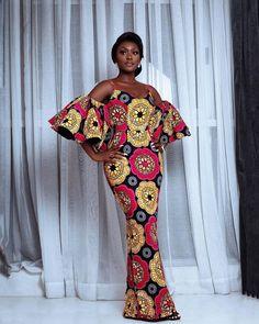 Ankara Styles For Women, Ankara Dress Styles, Latest Ankara Styles, African Dresses For Women, African Print Dresses, African Print Fashion, Africa Fashion, African Wear, African Fashion Dresses