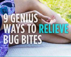 9 Genius Ways To Relieve Bug Bites | Women's Health Magazine