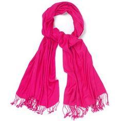 Basic pink scarf!