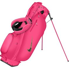 Hyper Pink Medium Olive Nike Ladies Sport Lite Carry Stand Golf Bag at   b8ff3d06118a6