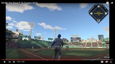 MLB® The Show™ 16 Toronto #418 Barney Clears Green Monster!! :( Deleted