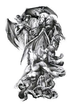 Wolf v vamp