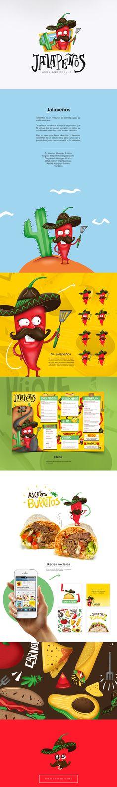 Jalapeños es un restaurant de comida rápida de estilo mexicano.Se esfuerza por ofrecer lo mejor a las personas que lo visitan, que desgusten lo mejor en platos de índole mexicana como tacos, nachos y burritos.Con un concepto fresco, divertido y llamat…