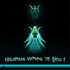 6 Jan. #Uranus wings to you! Find your inner voice, express your creativity, fly ...