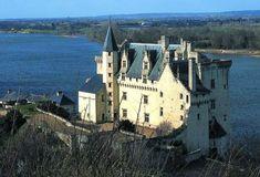 Chateau de Montsoreau - Maine et Loire, Pays de la Loire