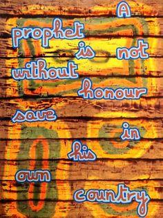PA 40_ Nul n 'est prophète en son pays  -  Karim Merzougui (artiste peintre) – Google+