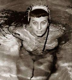 """ditirolez: """"Sophia Loren """""""