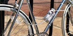Bicycle Bottle Lock Bicycle Bottle Lock with Secret Compartment – StashVault