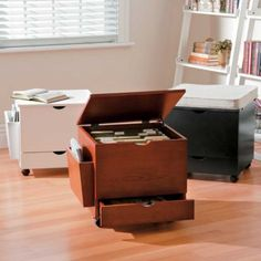 Storage Solutions On Pinterest For Small Spaces