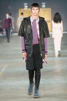 Diesel Black Gold Spring-Summer 2018 - Milan Fashion Week