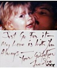 Letter from Freddie to Richard (his godson) Mary Austin's son.