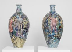 Serpentine Galleriy - Grayson Perry: The Most Popular Art Exhibition Ever! 8 june 2017 -  10 September 2017 - FREE  ADMISSION