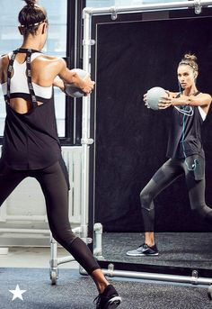 Work out in style! These Nike compression leggings give you a sleek look and the support you want. Shop them now on macys.com.