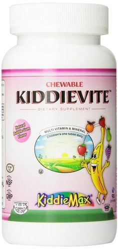 Maxi Health Chewable KiddieVite Multivitamins Minerals Bubble Gum Flavor 90 Chewies Kosher ** Learn more by visiting the image link. Good Sources Of Iron, Bubble Gum Flavor, Multivitamin Mineral, Vitamins For Kids, Best Iron, Iron Rich Foods, Kids Behavior, Better Life, Kids Meals