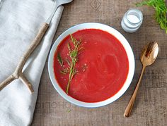 beetroot and horseradish soup