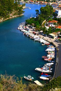 Gios,Paxos island, Greece. Visited here 5.7.2013!
