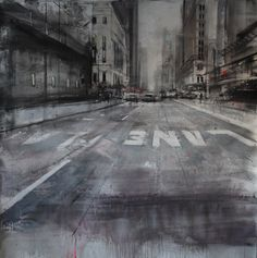 Home - Pedro Rodriguez Garrido Tinta China, Modern Art, Urban, Website, Landscape Paintings, Watercolor Paintings, Art, Pictures, Contemporary Art