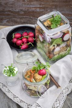 Beach House Kitchen: Purkkisalaatti härkäpapupyöryköistä |K-Ruoka #blogiyhteistyö