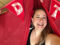 "A NEW ‪#‎RedTentMovie‬ Blog post: ""Magical Moments and Safe Spaces during Spring 2015 Red Tents and Movie Screenings"" by Jayleigh Lewis  On May 8, Dr. Isadora attended a much smaller screening at a yoga studio in Clarksville, Tennessee, called Yoga Mat. On the way to Clarksville, Dr. Isadora took a detour to the famous, permanent Red Tent in Louisville, KY, where she spent the night in the Red Tent. It was a fantastic space created by Amy and Rebecca, where they host bi-weekly Red Tent…"