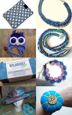Out Of The Blue by Jo Stamatakis on Etsy--Pinned with TreasuryPin.com