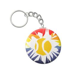 Tennis keychain for tennis players, tennis fan and tennis enthusiasts